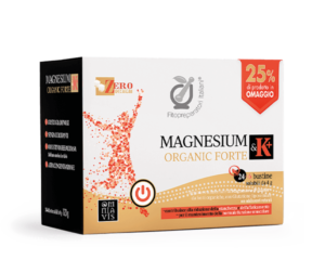 Pacchetto Serenità Rhodiola Bio Sol 1000 + Magnesium & K Organic Forte - Bustne + Tè Verde OMAGGIO