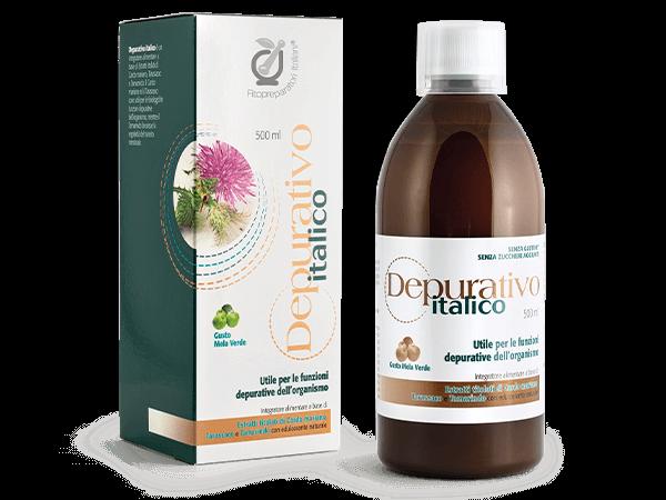 Depurativo Italico - 500 ml