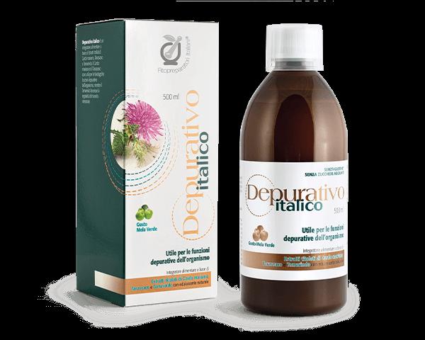 Depurativo Italico – 500 ml