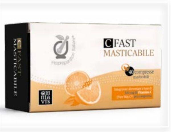 C Fast Masticabile